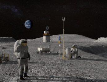 VIAJE A LA LUNA ESTÁ PLANEANDO LA NASA PARA EL 2024